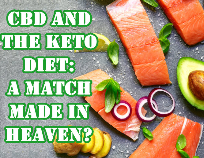 using cbd oil while on a keto diet