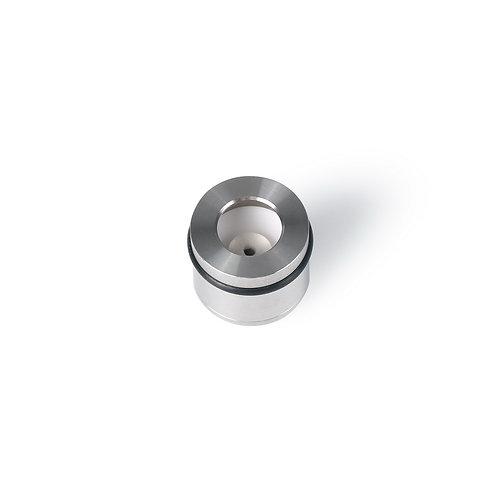 Quartz coiless atomizer