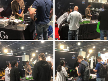 G9 / Greenlightvapes (Booth10204) CHAMPS TRADE SHOWS (Feb, 2019)