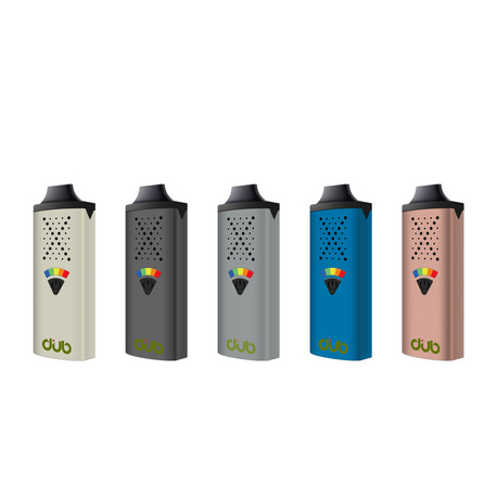 The company's first dry herb vaporizer---Dub