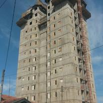 Construção de Prédios.