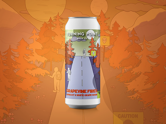 Turning Point - Grapevine Fires. 4.9%