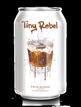 Tiny Rebel - White Russian. 5.2%