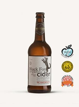 Dunkerton's Black Fox Organic Cider. 6.8%