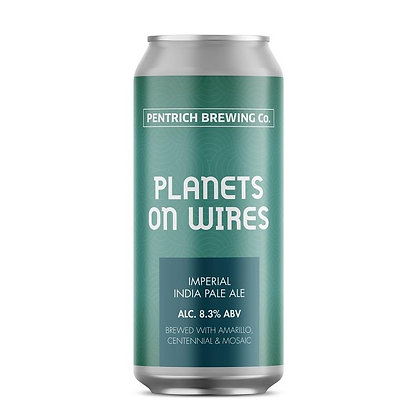 Pentrich Brewing Co. - Planets On Wires. 8.3%