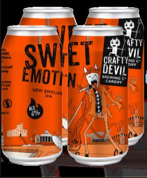 Crafty Devil - Sweet Emotion. 6%