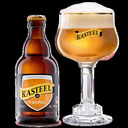 Kasteel - Tripel. 11%
