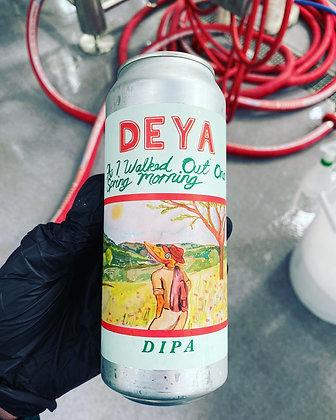 Deya - As I Walked Out One Spring Morning. 8%