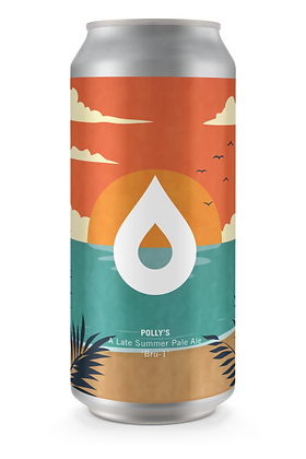 Polly's Brew - Late Summer: Bru-1. 5.6%
