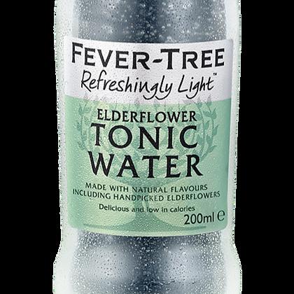 Fever Tree - Refreshingly Light Elderflower Tonic Water