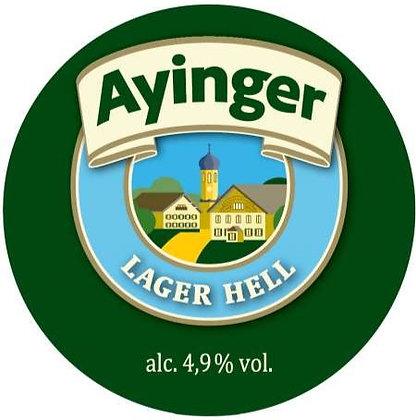 Ayinger - Lager Hell. 4.9%