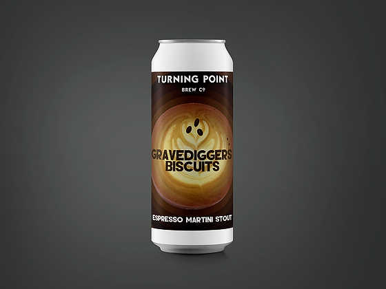 Turning Point - Gravedigger's Biscuits. 9%