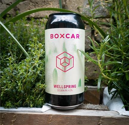 Boxcar - Wellspring. 4.3%