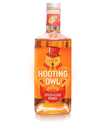 Hooting Owl - Spiced Blood Orange Gin