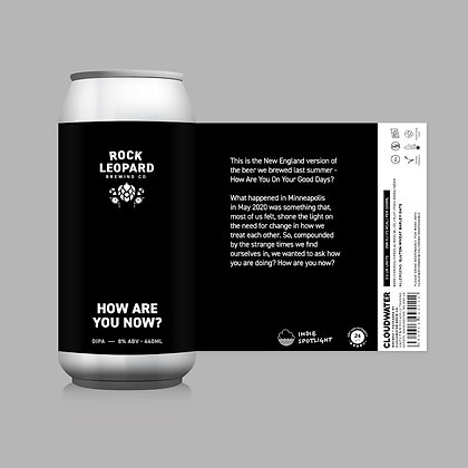 Rock Leopard - How Are You Now? 8%