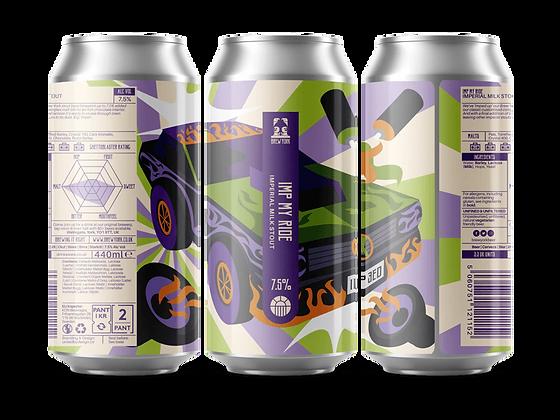Brew York - Imp My Ride. 7.5%