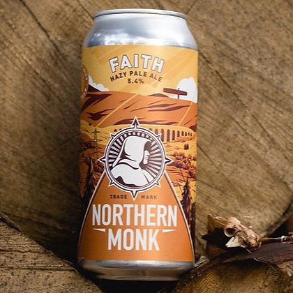 Northern Monk - Faith. 5.4%