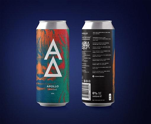 Alpha Delta Brewing - Apollo. 6%
