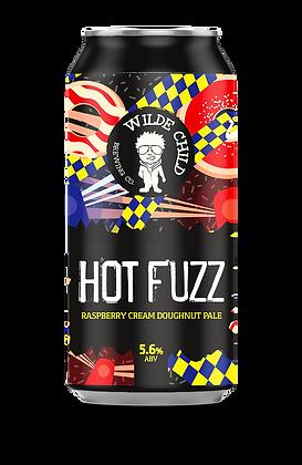 Wilde Child -  Hot Fuzz. 5.6%
