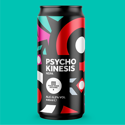 Magic Rock - Psychokinesis. 6.5%