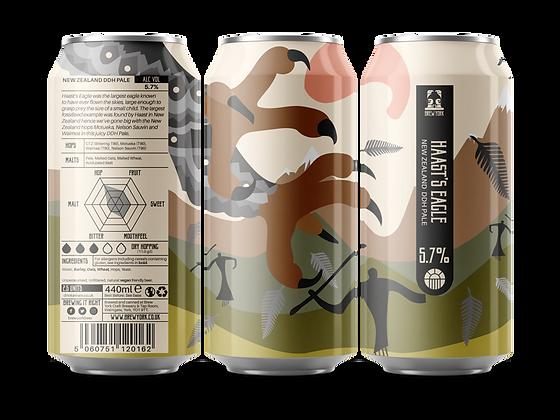 Brew York - Haast's Eagle. 5.7%
