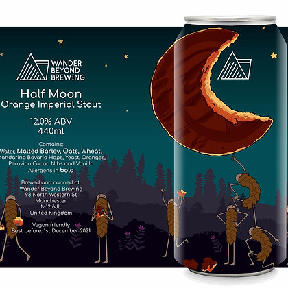 Wander Beyond - Half Moon. 12%