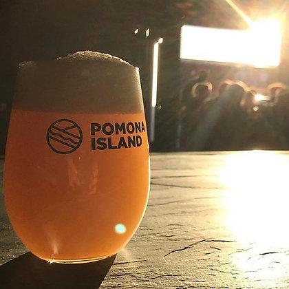 Pomona Island - GLASS.
