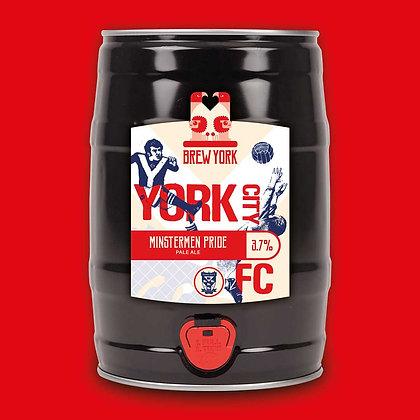 Brew York - Minstermen Pride. 3.7%