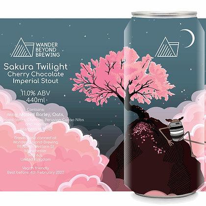 Wander Beyond - Sakura Twilight. 11%
