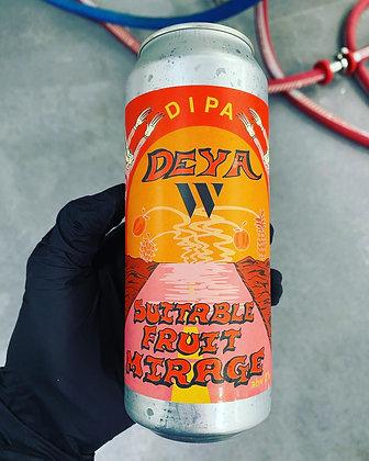 Deya - Suitable Fruit Mirage. 8%