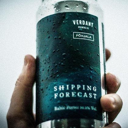 Verdant - Shipping Forecast. 10.2%