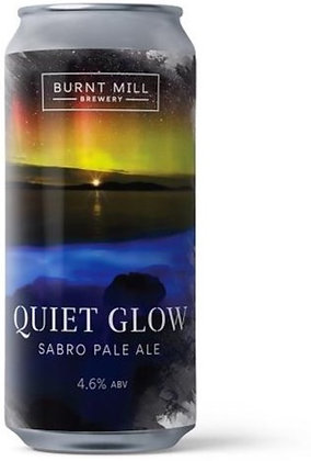 Burnt Mill - Quiet Glow. 4.6%