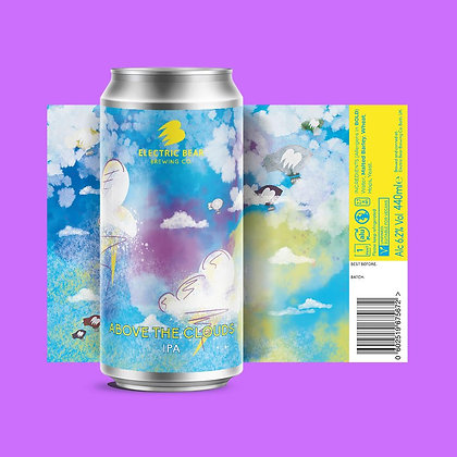 Electric Bear - Above The Clouds. 6.2%