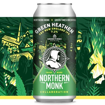 Northern Monk - Green Heathen. 7.2%