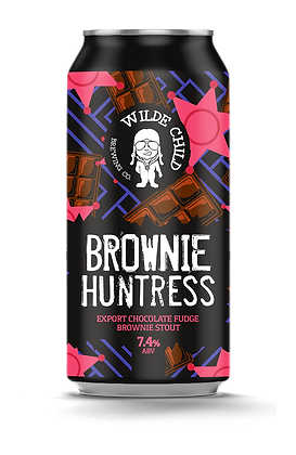 Wilde Child -  Brownie Huntress. 7.4%