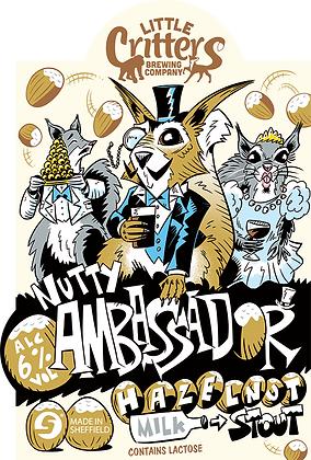 Little Critters - Nutty Ambassador 6%