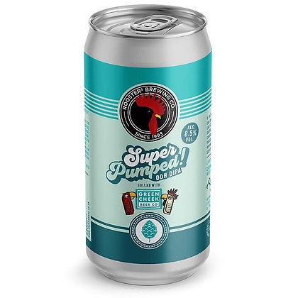 Roosters - Super Pumped! 8.5%