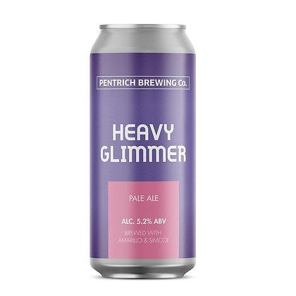 Pentrich Brewing Co. - Heavy Glimmer. 5.2%