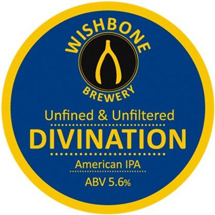 Wishbone Brewery - Divination. 5.6%