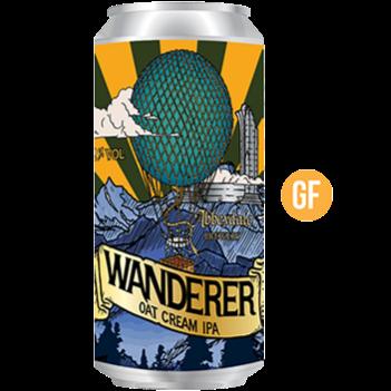 Abbeydale - Wanderer: Oat Cream IPA. 6.2%