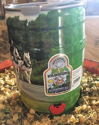 Bradfield Farmers Blueberry Ale 5-litre mini-keg