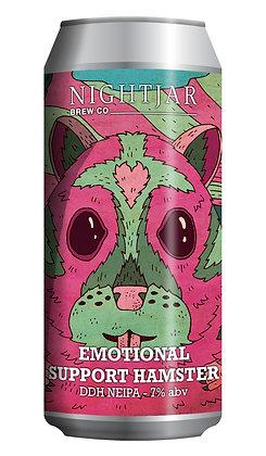 Nightjar - Emotional Support Hamster. 7%