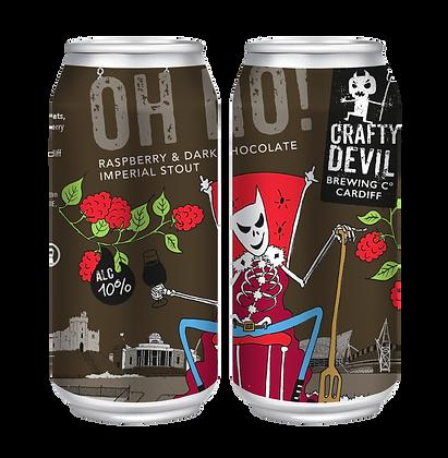 Crafty Devil - OH NO! 10%