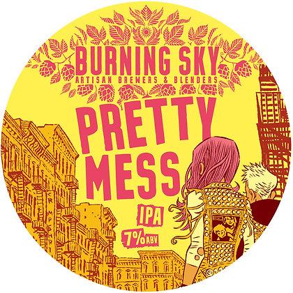 Burning Sky - Pretty Mess 7%