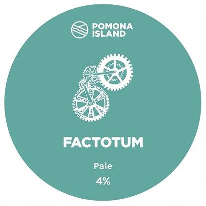 Pomona Island - Factotum 4%