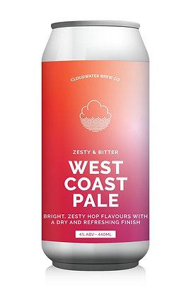 Cloudwater - West Coast Pale Ale. 4%