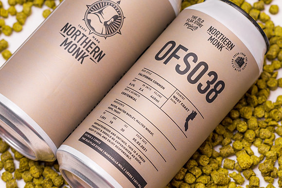 Northern Monk - OFS 038. 5.4%