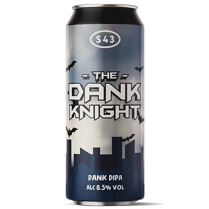 S43 - The Dank Knight. 8.5%