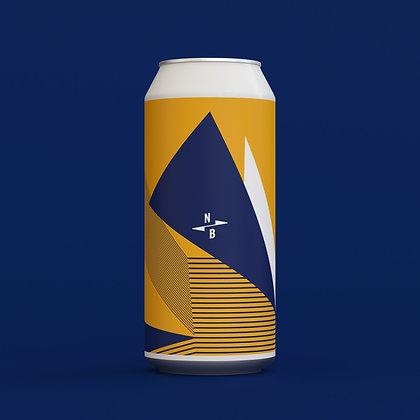 North Brewing Co x Nanmen 6.5% IPA