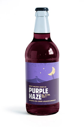 West Milton Purple Haze. 4%